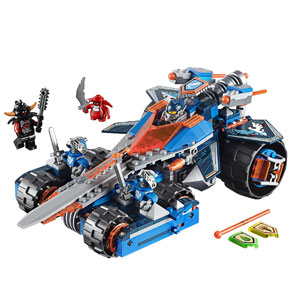 LEGO NexoKnights Clay's Rumble Blade 70315
