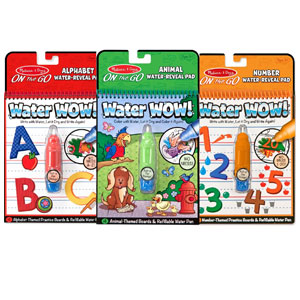 Melissa & Doug Water Wow! Activity Book