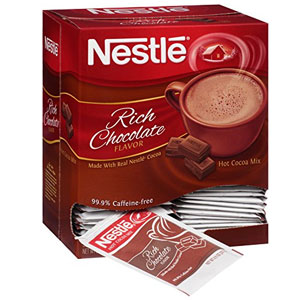 Nestle Hot Cocoa Mix 50 Packets