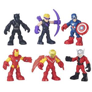 Playskool Heroes Super Hero Figures