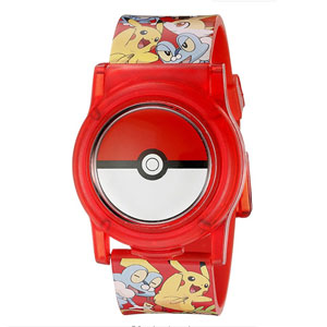 Pokemon Kids Digital Watch
