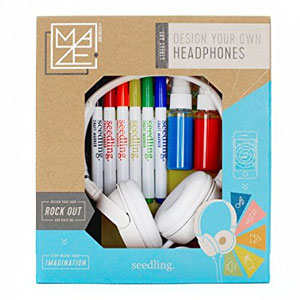 Seedling Design Your Own Headphones