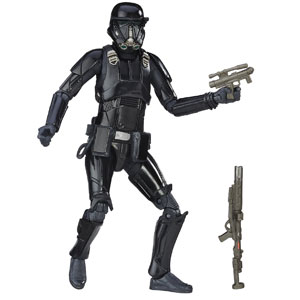 Star Wars The Black Series Rogue One Death Trooper