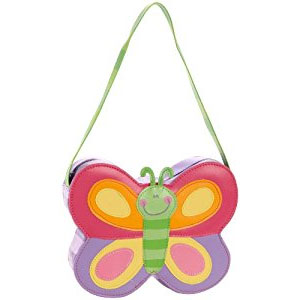Stephen Joseph Little Girls Go-Go Purse