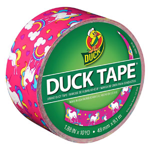 Duck Brand 284567 Printed Duct Tape