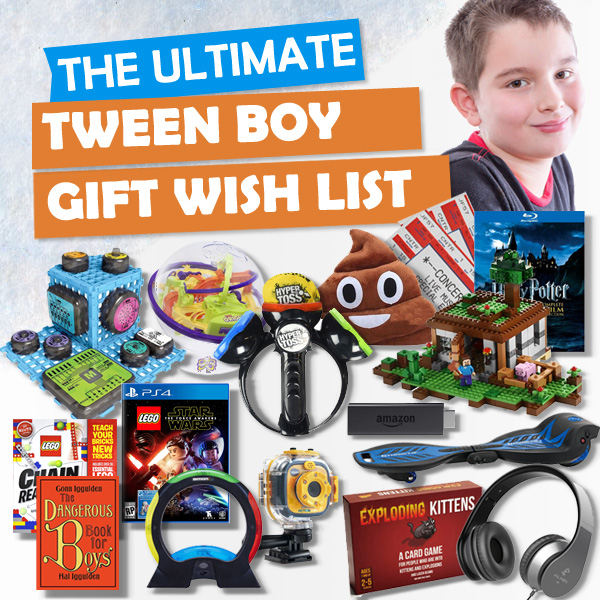 gifts for tween boys  u2022 toy buzz