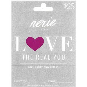 Aerie Gift Certificate