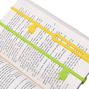 Cosmos Finger Bookmark