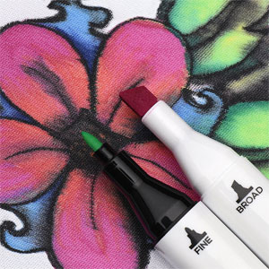 Creative Joy Fabric Markers