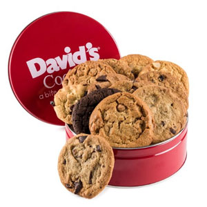 Davids Cookies Fresh Baked Cookies