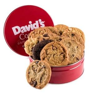 David's Chocolate Chunk Cookies