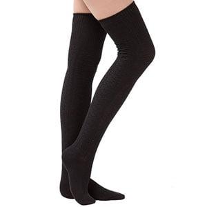 a7d0034762a Dimore Women s Cotton Knee High Socks Dimore Womens Cotton Knee High Socks