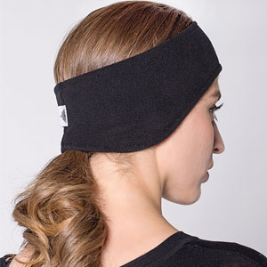 Fleece Ear Warmers Headband