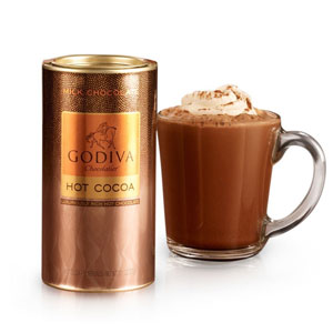 GODIVA Chocolatier Hot Chocolate