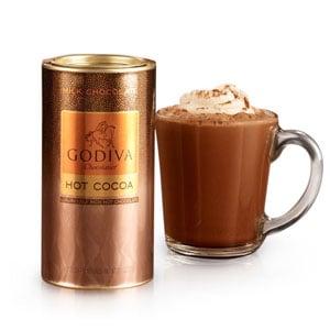 GODIVA Chocolatier Hot Chocolate