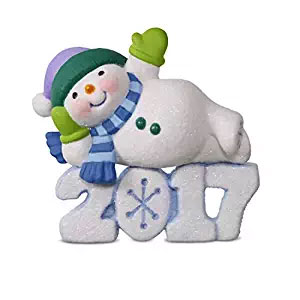 Hallmark Keepsake Frosty Holiday Ornament