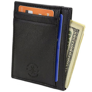 Hammer Anvil Slim Minimalist Wallet
