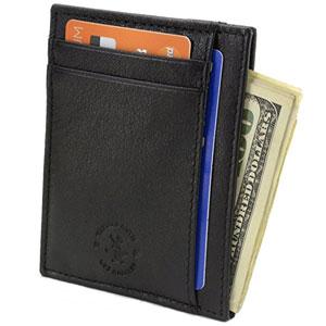 Hammer Anvil Slim Minimalist Wallet