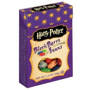 Harry Potter Bertie Botts Jelly Beans