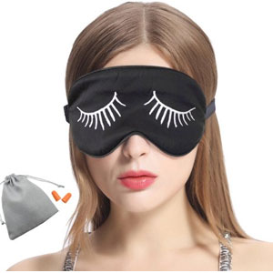 MSSilk Sleep Eye Mask