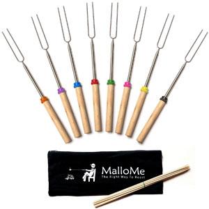 MalloMe Marshmallow Roasting Sticks