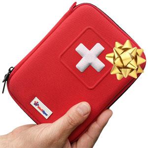 MediSpor 100-Piece First Aid Kit