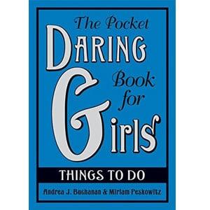 Pocket Daring Book for Girls