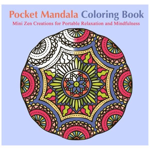 Pocket Mandala Coloring Book