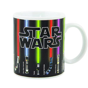 Star Wars Lightsaber Coffee Mug