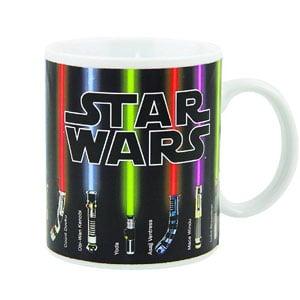 Star Wars Lightsaber Coffee Mug