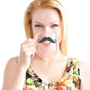 The Original Mustache Mug