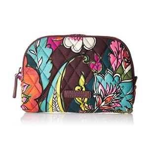 Vera Bradley Small Cosmetic Bag ... d8873a803fd9e