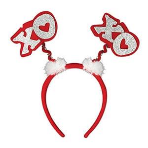 Beistle Valentine Headband Bopper