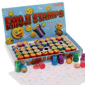 Emoji Stampers (50 Count)