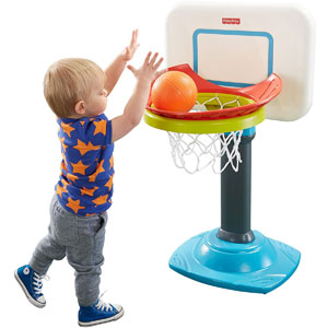 Fisher-Price Grow to Pro Junior Basketball