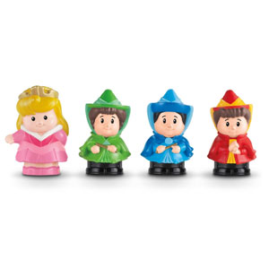 Fisher-Price Disney Aurora and Friends