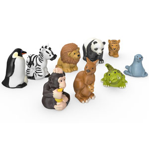 Fisher Price Zoo Animal Friends