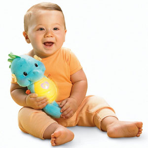 Fisher- Price Soothe & Glow Seahorse