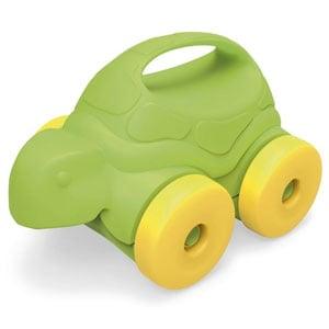 Green Toys Turtle-on-Wheels