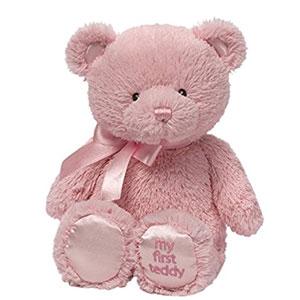 Gund My First Teddy Bear