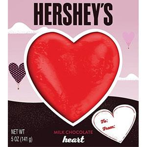 Hershey's Valentine Chocolate Heart