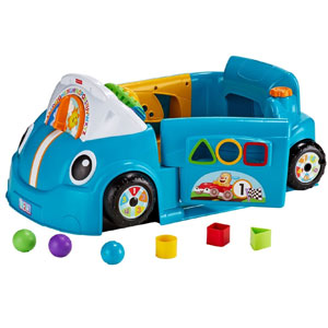 Fisher-Price Smart Stages Crawl Car