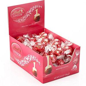 Lindor Valentine Chocolate Truffles