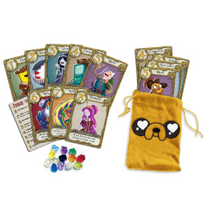 Love Letter Adventure Time Card Game