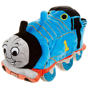 Thomas & Friends Plush Stuffed Thomas Pillow Buddy