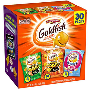 Pepperidge Farm Goldfish (30 Pack)