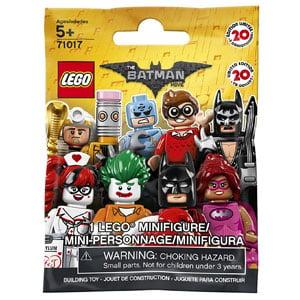 The LEGO Batman Movie Minifigure