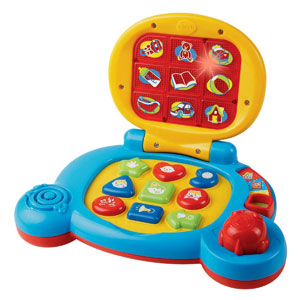 VTech Babys Learning Laptop