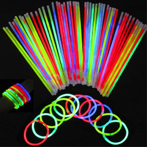 Vivii Glowsticks (100 Pack)