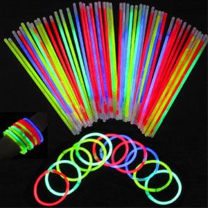 Vivii Glowsticks (100 Pack)